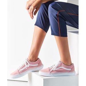 Vans Pink Old Skool Sneakers